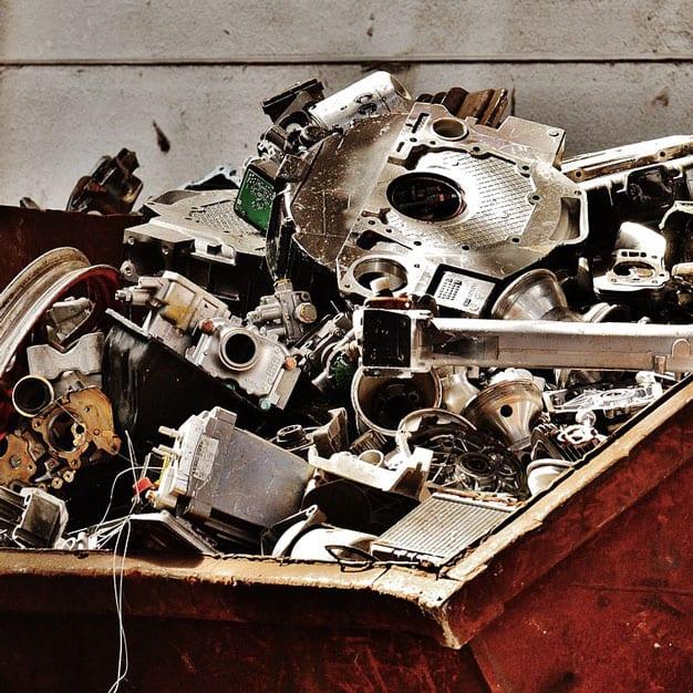 recyclage métal