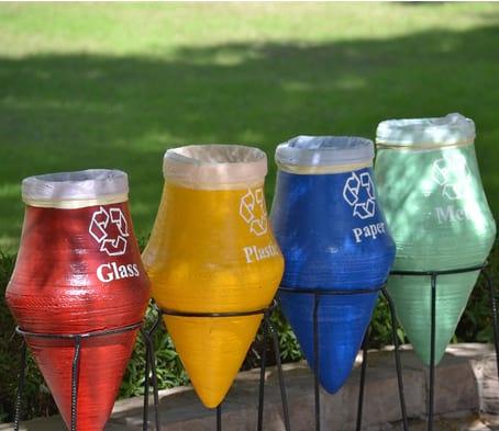 recyclage domestique